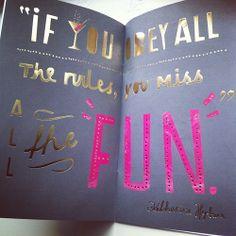 katherine hepburn fun quote