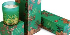 Crabtree 's New 2012 Christmas GiftCollection - The Dieline -