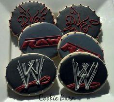 WWE Cookies