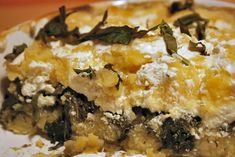 hu - Shake: A világ legegyszerűbb receptjei: puliszka sokféleképpen Spanakopita, Cheesesteak, Shake, Vaj, Ethnic Recipes, Desserts, Food, Tailgate Desserts, Smoothie