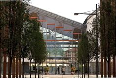 Renzo Piano Building Workshop MUSE - Museo delle Scienze Area Le Albere - Riqualificazione dell'area industriale ex-Michelin