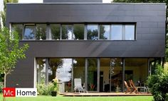 mc-home.nl moderne energieneuttrale woningontwerpen in staalframebouw gevelafwerking fibrecem