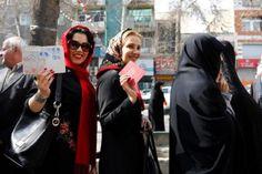 In #Iran le #donne non hanno più paura. 13 elette al #Parlamento. #lalinearossa
