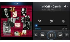 How To Use Music Player - Samsung Galaxy Tab 3