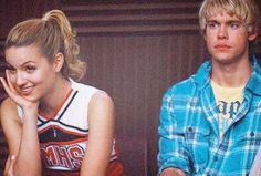 Quinn and Sam I Got You Babe, Quinn Fabray, Chord Overstreet, Glee Club, Dianna Agron, Cheerleading, Best Friends, Tv Shows, I Am Awesome