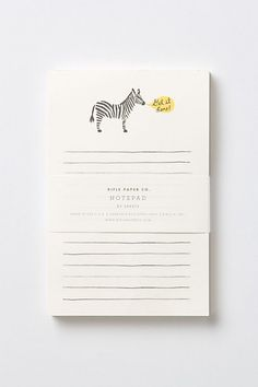 Get It Done Notepad $10