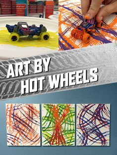 Arts & Crafts by Hot Wheels | Hot Wheels News Blog