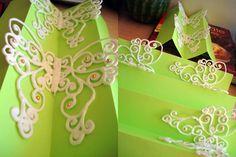 Royal Icing Butterflies by *Sliceofcake on deviantART