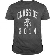 Nurse_Class_Of_2014  T-Shirts