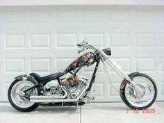 Titan Motorcycle Co. - Radical Rigid