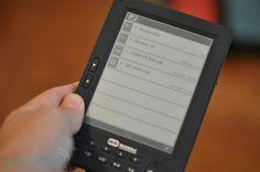 2009 le BeBook Mini d'Endless Ideas