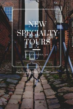 Visitors seeking uncommon tour experiences will find a wealth of new tours in Old Town Alexandria, located just outside of Washington, D. Old Town Alexandria, Early American, Tours