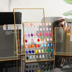 Nail Salon Decor, Salons Decor, Pretty Nail Art, Nail Bar, Nail Art Tools, Nail Art Designs, Manicure, Album, Glass
