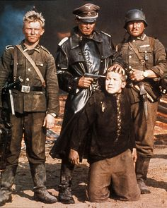 Come and See (Idi i smotri) - Soviet Union - (1985) Director: Elem Klimov IMDB: After finding an old rifle, a young boy joins the Soviet Army and experiences the horrors of World War II. ((NETFLIX DVD)