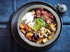 Süßkartoffel-Curry - Schrot und Korn