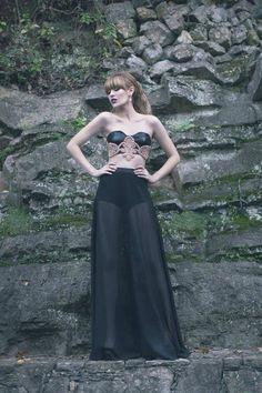 Dress by Monyk Arreola