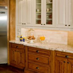 traditional kitchen by Stone Creek Furniture - Kitchen & Bath