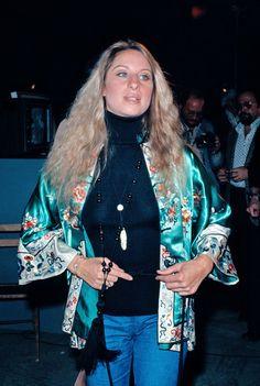 Barbra Streisand, 1975.