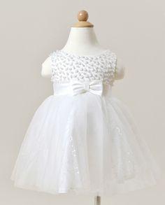 Product // Samantha Flower Girl Dress by Novia En Perla