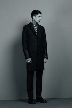 Daniel Bamdad & Norman Theuerkorn Embody a Subdued Attitude for Sopopular Fall/Winter 2013
