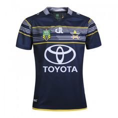 NEW ZEALAND NRL NORTH QUEENSLAND COWBOYS 2016 RUGBY JERSEY