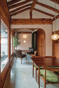 Simple house in korea 64 ideas Cafe Interior, Home Interior Design, Interior Architecture, Interior And Exterior, Interior Decorating, Style At Home, Home Decor Furniture, Simple House, House Rooms