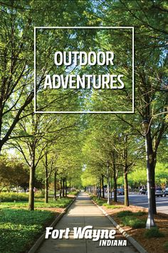 From taking to the trails, exploring Fort Wayne's three rivers, and discovering some of our favorite parks and preserves — Fort Wayne has great activities that get you outdoors and exploring in a variety of settings. Fort Wayne Indiana, Three Rivers, Outdoor Adventures, Outdoor Activities, Preserves, Playground, Exploring, Parks, Things To Do