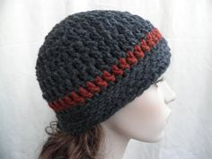 Mens womens hat Beanie crochet adult warm winter by artstudio760, $25.00