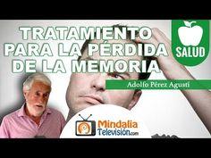 Tratamiento natural para la pérdida de memoria por Adolfo Pérez Agustí, que tuvo lugar en Madrid el 21 de Septiembre 2016. Adolfo Pérez Agustí es un reconoci...