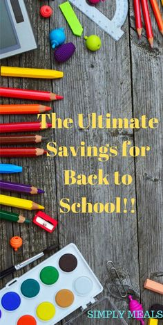Back to School Already As some of you know I am a very Frugal person and I LOVE. Back To School Lunch Ideas, Kids Going To School, Back To School Supplies, I School, Saving Money For Christmas, Money Saving Mom, Middle Schoolers, Single Parenting, Parenting Tips