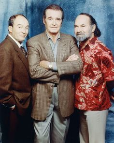 Dennis, Jim & Angel in their later years Classic Hollywood, Old Hollywood, James Gardner, Movie Stars, Movie Tv, The Rockford Files, Jack Kelly, Actor James, Tough Guy