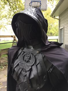 Skyrim Nightingale Armor, Darth Vader, Victorian, Fictional Characters, Dresses, Fashion, 1st Grades, Vestidos, Moda
