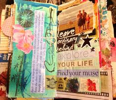 Junk Journal Pages | Flickr - Photo Sharing!