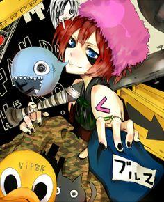 Panda Hero- Vip Tenchou <3