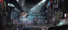 General 2414x1080 science fiction futuristic futuristic city