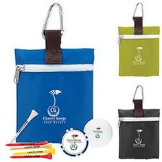 Vertical Strap Golf Kit - Nike® NDX Heat has vertical design which is ideal for hanging from golf bag. www.imprintgolf.com 401-841-5646 #golftournament #golfoutings #golfevent #charitygolf #golfkits #golfdittybags #golfkit #nike #golf #nikegolf