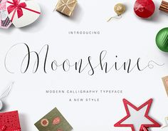"Check out new work on my @Behance portfolio: ""Moonshine Script"" http://on.be.net/1Hm2S2X"