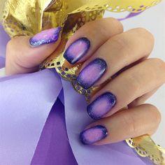 Round Gradient by Yagala - Nail Art Gallery nailartgallery.nailsmag.com by Nails Magazine www.nailsmag.com #nailart
