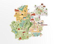 Reveler : Graphic Designers Geelong : Grampians Tourism