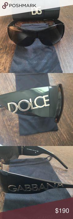 DOLCE GABBANA Sunglasses Authentic DOLCE GABBANA Sunglasses Authentic Dolce & Gabbana Accessories Glasses
