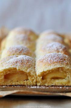 Polish Desserts, Polish Recipes, Cookie Desserts, Holiday Desserts, Sweet Recipes, Cake Recipes, Dessert Recipes, Good Food, Yummy Food