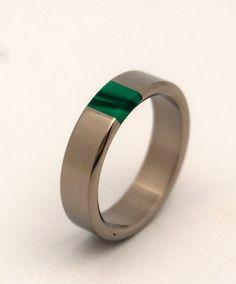 Minter + Richter | Titanium Rings - Unique Wedding Rings | Titanium Rings | Minter + Richter