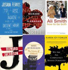 2014 Man Booker Prize Shortlist