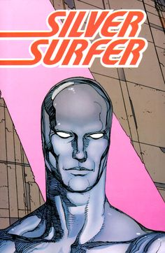 Silver Surfer - comicbookrappers: Silver Surfer Parable by...