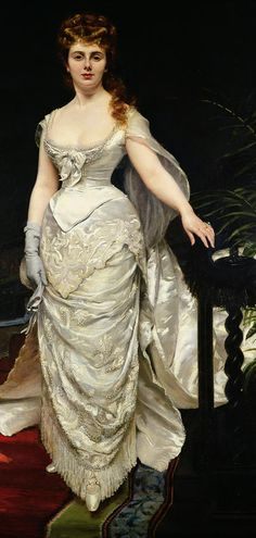 Carolus Duran (1837 – 1917) Pintor Francês_10