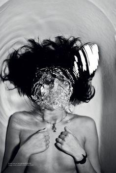 Anna Albrekht Channels Patti Smith - Helmet Magazine • Selectism