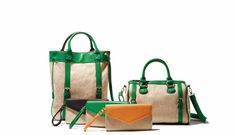 Spring/Summer 2013 Sisley Accessories Collection