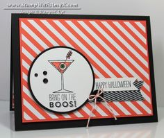 Making Spirits Bright - Stampin' Up! - Stamp With Amy K