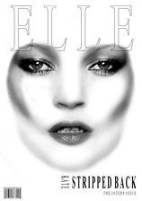 Sometimes the cover of magazines can be over cluttered with type, but this is a true beauty. By Chrissy Hilton-Gee for Elle UK Art Editor  http://www.elleuk.com/internship-2012/art-editor/%28offset%29/48   VOTE 4 HER