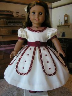 American Girl Doll Clothes & More by nancy